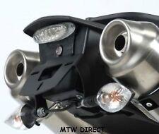 KTM 990 supermoto SMT 2008 black R&G Racing tail tidy licence plate holder