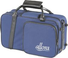 Allora Clarinet Case Blue, with Exterior Pocket