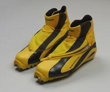 SALOMON Yellow RC9 PROFIL Ski Boots Size UK 6 EU 39 1/3