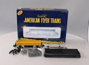 American Flyer 6-49024 S Scale Pennsylvania Coal Dump Car LN/Box