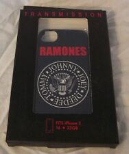 THE RAMONES PUNK BAND iPhone 5 16 32GB PHONE CASE NEW
