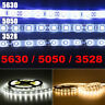 5M 300 LEDs 3528 5050 5630 SMD IP65 LED Flexible Strip Light + 12V Power Supply