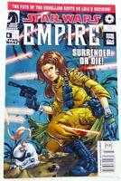 Dark Horse STAR WARS EMPIRE (2003) #6 RARE NEWSSTAND VF Ships FREE