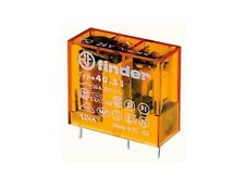 Relè relay 230V 230Vca 10A a 1 scambio contatto in miniatura 230Vac 220V finder