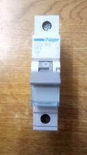 Hager MCB MTN163 63  Amp SP MCB Miniature Circuit Breaker 63A