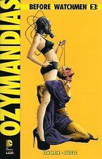 BEFORE WATCHMEN: OZYMANDIAS VOLUME 2 DI 6 EDIZIONE LION