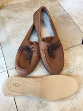 UGG Australia Men's Marlowe Leather Slippers Loafer Shoes Size 12
