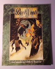 Browder, Dustin - Bloody Hearts: Diablerie: Britain (White Wolf #2010) ** NEW **