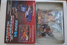 TRANSFORMERS 3D PUZZLE 1985