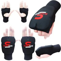 SAWANS® Karate Mitts MMA Boxing Punch Bag Martial Arts Training Gloves Protector