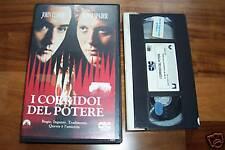 [3797] I corridoi del potere (1991) VHS 1° edizione