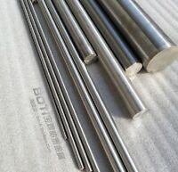 5 pcs Titanium Ti Grade 5 Gr.5 GR5 Metal Rod Diameter 3mm, Length 25cm 10 inches
