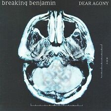 Dear Agony by Breaking Benjamin (CD, Sep-2009, Hollywood)