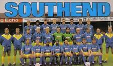 SOUTHEND UNITED FOOTBALL TEAM PHOTO>1991-92 SEASON