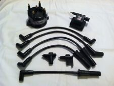 JEEP 2.5L 4CYL IGNITION TUNE UP UPGRADE KIT YJ XJ Wrangler Cherokee 1991-2001