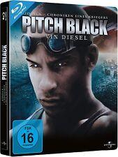 PITCH BLACK (Vin Diesel) Blu-ray Disc, Steelbook NEU+OVP