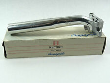 Campagnolo C Record seatpost 26.2 Vintage road racing bicycle Fits Cinelli NOS
