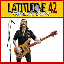Locoape Lemmy Lemmy Motorhead Action Figure Mint in Box New Type B Deluxe