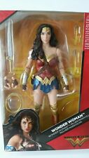 """Wonder Woman 12"""" action figure DC Comics Multiverse with accessories New"""