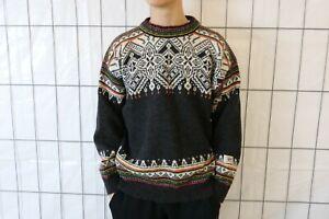 Dale of Norway Norweger Classic Sweater Pullover Sweatshirt Gr. XL RT1