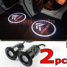 2x CITROEN LED Porte Laser Logo Projecteur C1 C2 C3 C4 C5 C8 SAXO PICASSO