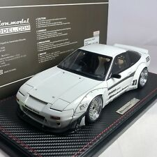1/18 HPI Ignition IG Model Rocky Bunny 180SX White #1109