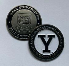 New Yale University Golf Ball Marker