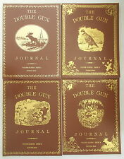 2000 DOUBLE GUN JOURNAL Volume Eleven ISSUES 1, 2, 3, 4    Vol 11 COMPLETE