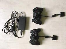 PlayStation 2 mit 2 Controllern und 9 Spielen