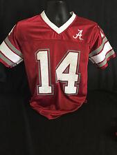 University of Alabama Crimson Youth #14 Jersey