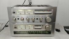 ampli et tuner DENON SA 3970 audiophile révisé