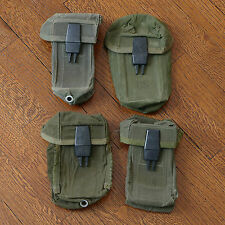 USGI x4 ALICE Triple Mag Pouches M4 .223 5.56 Olive Drab Green LC-2 Modified