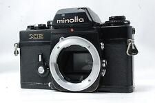 Minolta XE 35mm SLR Film Camera Body Only  SN1912597
