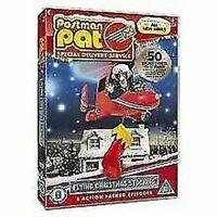 Postman Pat Speciale Consegna Servizio - Aviatore Calza Natalizia DVD Nuovo (82
