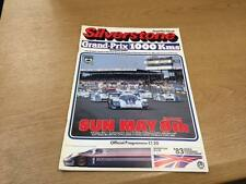 SILVERSTONE 8 May 1983 GRAND PRIX 1000 KMs Car Races