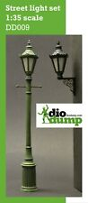 DioDump DD009 Street light set 1:35 scale diorama model kit