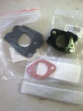 YAMAHA GOLF CART CARBURETOR SPACER JOINT & GASKET SET G2, G8, G9, G11, G14
