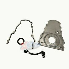 2 Piece Ls Timing Cover With Sensor Hole With Gasket Amp Seal Ls2 Ls3 53 48 57 62