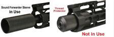 Us Seller Sound Forwarder Sleeve 1/2x28 Thread Muzzle Brake/Thread Protector