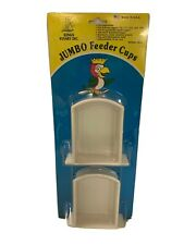 Vintage Kings Aviary Inc Bird Cage Jumbo Feeder Cups #2-J For Large Birds - New