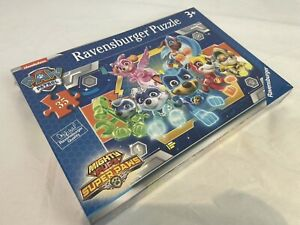 Paw Patrol Mighty Pups Super Paws Jigsaw Age 3+ Puzzle 35 Pieces NEW Kids M817