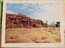 """1956 l'Australie de l'Ouest : """" the Oscar Range """" art print document pédagogique"""