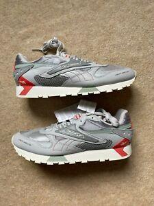 Reebok Classic Leather ATI 90s! BNIB! Grey! UK Size 9!