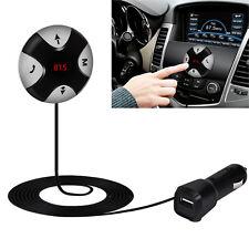 Bluetooth Auto MP3 Player FM Transmitter Freisprechanlage USB Ladegerät SD KFZ A