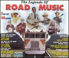 Legends Of Road Music (2002, CD NIEUW) COE/Dudley/Martin/Pearl2 DISC SE