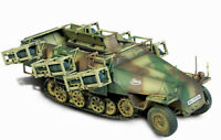 Forces of Valor 1:72, !!!Extra Selten!!! German SdKfz.251 Ausf.D w/Wurfrahmen 40