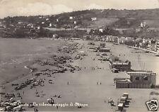 Gaeta La ridente spiaggia di Serapo f.g.
