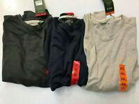 NEW ORVIS Men's Cascade Long Sleeve Crew Neck Shirt - M / L / XXL