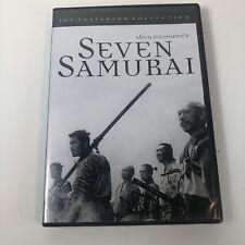 Criterion Coll: Seven Samurai / (Spec B&W Sub) [Dvd]