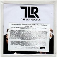 (FU1000) The Last Republic, (C'mon) Flood The Gates - 2010 DJ CD